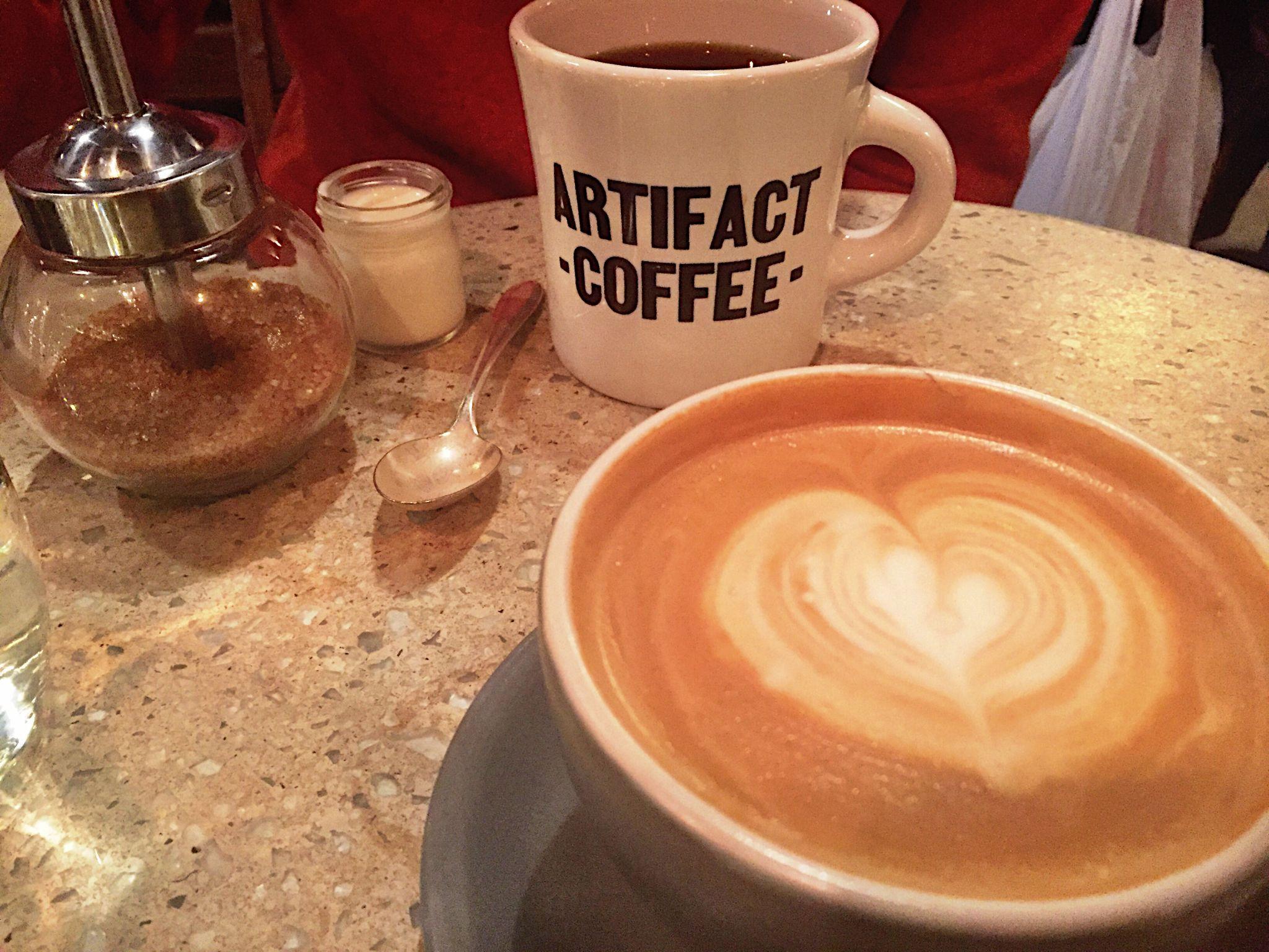 Artifact Coffee Coffee