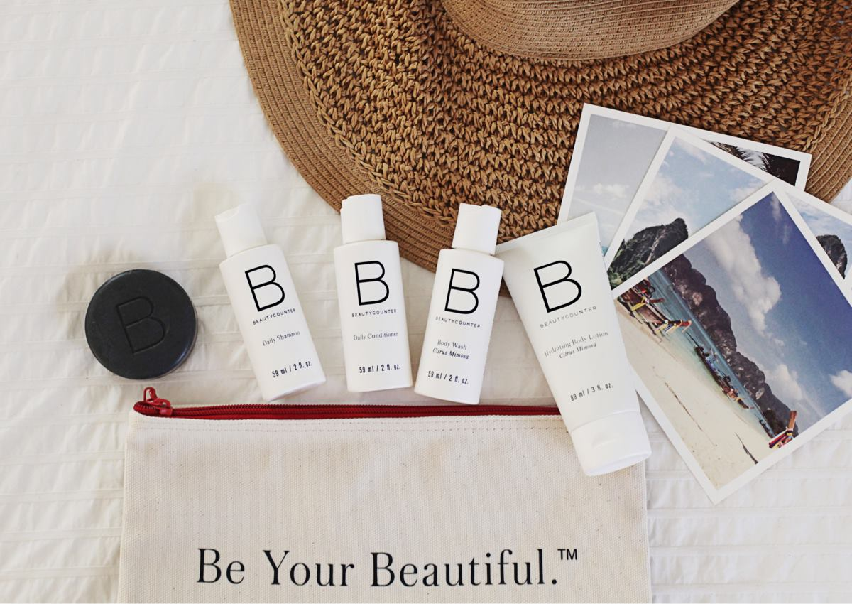 Beautycounter: Safer Products, Happier Skin.