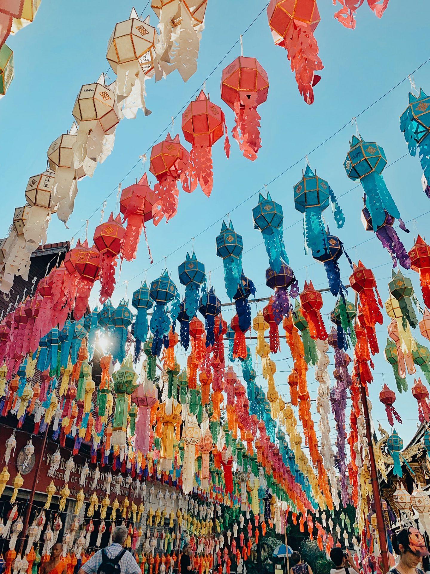 Thailand Travel: Bangkok & Chiang Mai