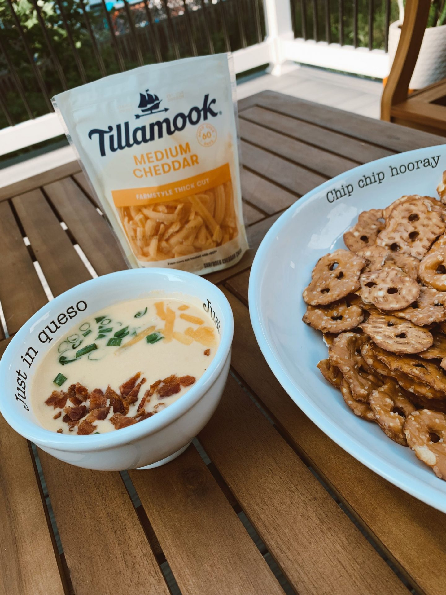 Dip Dip Hooray with Tillamook